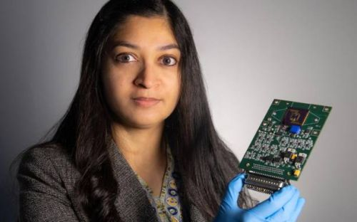 NASA to 3D print sensors, wireless circuit on a single silicon