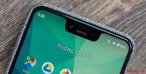 Pixel 3 XL's top speaker is significantly quieter than the bottom