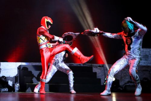 Hasbro Is Making a New POWER RANGERS Live Show