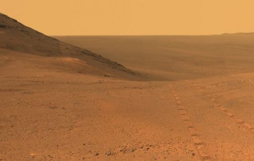 Opportunity rover remains silent, but a windy season may change that