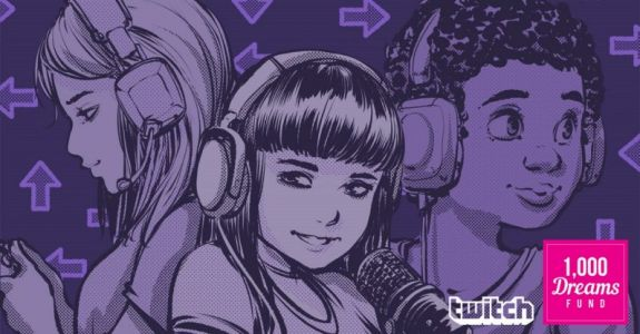 New Twitch fund offers grants to female streamers