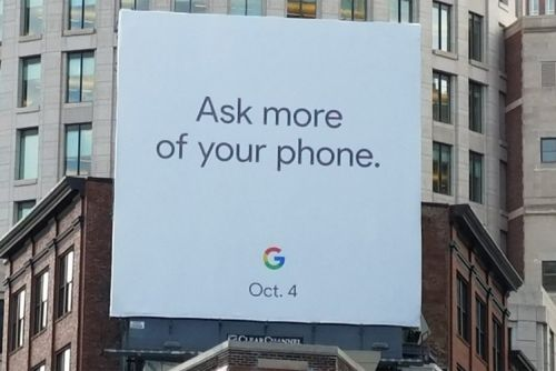 Google Pixel XL 2 confirmed to be LG-made, should be revealed on 4 October