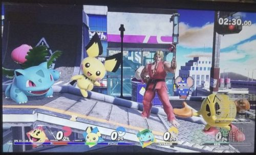 Rumor: New Super Smash Bros. Ultimate Character Possibly Leaked Through Screenshot