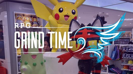 RPG Grind Time - More Adventures In Japan And Pre-TGS Thoughts