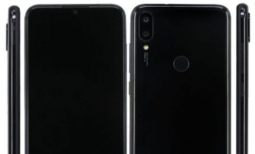 Xiaomi smartphone with water drop notch, 2900mAh battery visits TENAA