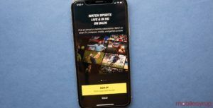 Watch four times the sports with DAZN's new multiview feature
