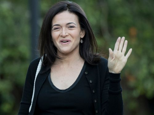 Facebook staff have voiced a 'huge upswell' of support for Sheryl Sandberg after she reportedly feared for her job, says company exec