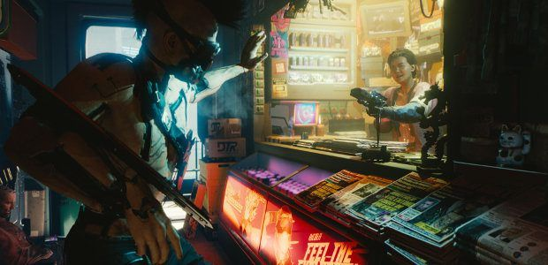 Cyberpunk 2077 PC specs revealed for its incredi-E3 2018 demo