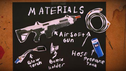 Here's how to make The Boring Company's flamethrower