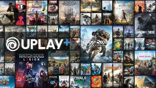 Ubisoft announces all 100+ games coming to its Uplay+ subscription service