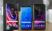 Samsung Galaxy S9, S9+, and Note9 up to $300 off from Samsung US