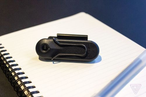 You can buy a wearable camera to track your social life