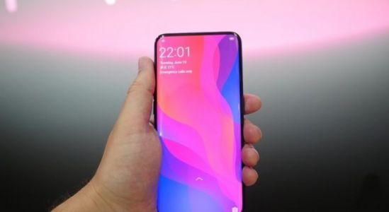 OPPO Find X Standard Edition Will Go On Sale Tomorrow At 4999 Yuan