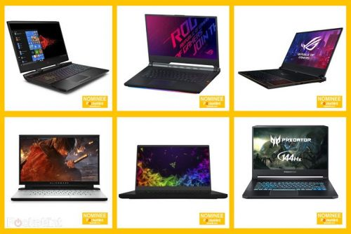 Here are the EE Pocket-lint Awards nominees for Best Gaming Laptop 2019 and how to vote
