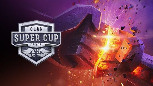 Follow the Clan Super Cup on Stream