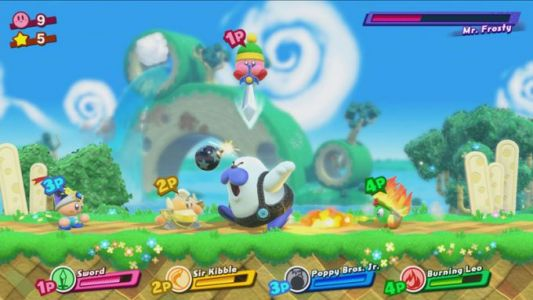 Kirby Star Allies review roundup: Everything is better with friends