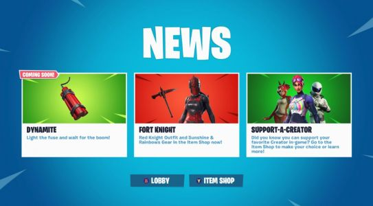 New Fortnite Update Coming Soon, Here's When