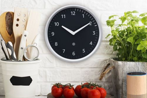 Amazon's Echo Wall Clock is a physical display for your Alexa timers