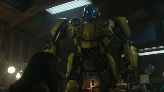 New BUMBLEBEE Featurette Focuses on Director Travis Knight and His Vision For The film