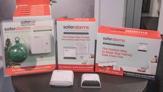 The CEO behind this clever life-saving fire detector is willing to sell to Apple, Google or Amazon