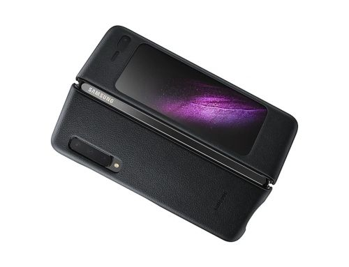 This Is The Samsung Galaxy Fold's Pricey Leather Case: Leak