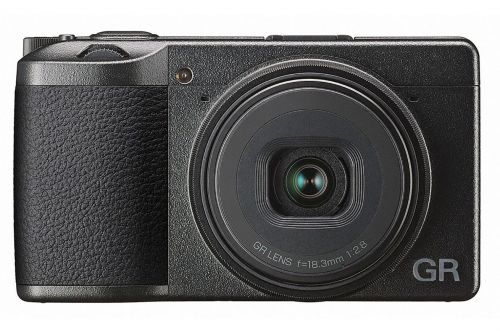Ricoh's 'ultimate compact' GR III is coming next year