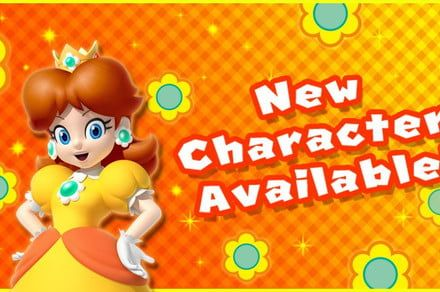 Play as Princess Daisy and explore a new world in 'Super Mario Run' update
