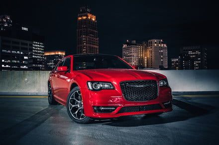 Chrysler may do the obvious and put a Hellcat engine in the 300