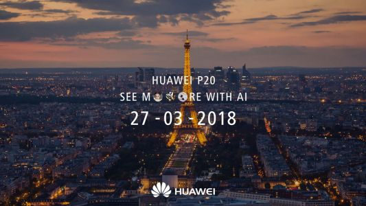 Huawei P20 name confirmed - but phone nowhere to be seen