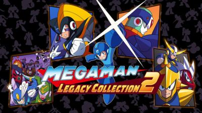 The Curious Case Of Mega Man Legacy Collection 2's Misplaced Art