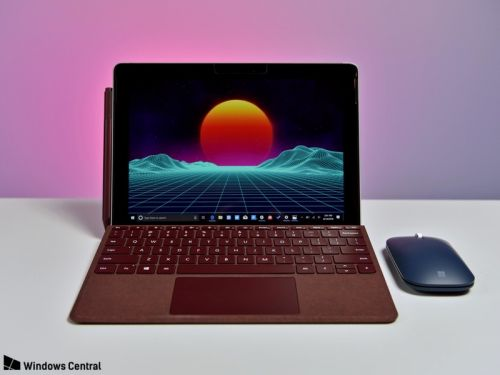 The best memory card for Surface Go is NOT the priciest one - here's why
