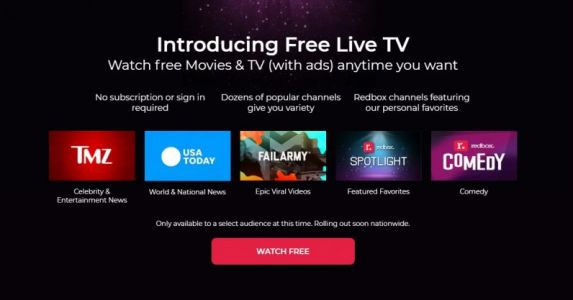 Redbox expands into free live TV and movie streaming - CNET
