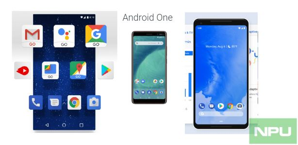 Android Go vs Android One vs Stock Android:  All that you need to know