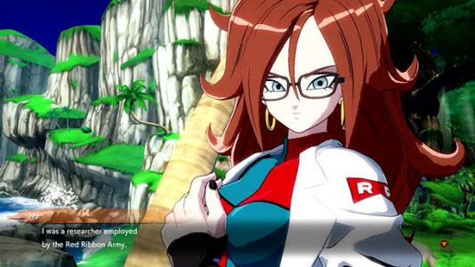 Android 21 Confirmed As Playable Fighter For Dragon Ball FighterZ