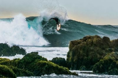 You'd never guess you're wearing a plant in Patagonia's new Yulex wetsuits