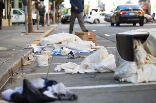 San Francisco's sidewalks are covered with human feces, so the city is launching a 'Poop Patrol' to deal with the city's No. 2 problem