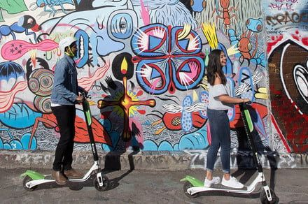 LimeBike wants to help you get around on its new escooters