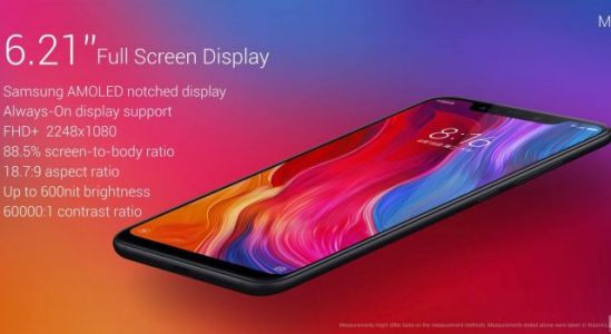 Xiaomi Mi 8 launching in more countries starting next month