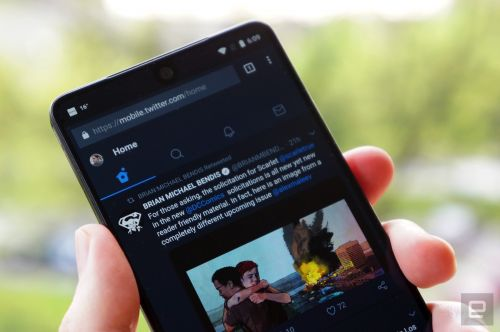 Twitter brings modern features to its web and Windows apps