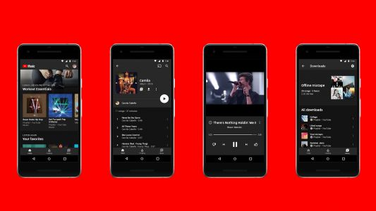 YouTube Music is official: packed with playlists, radio and music videos