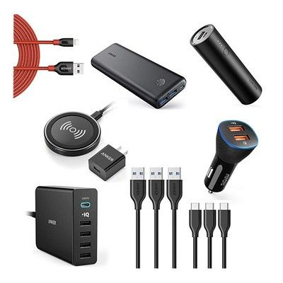 Anker's discounted charging gear will help keep all your electronics powered up
