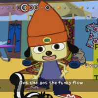 PS4 PaRappa remaster was a PSP emulation with updated textures