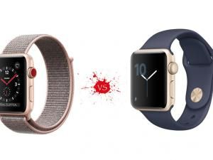 Apple Watch 3 vs Apple Watch 2 -What's The Difference?