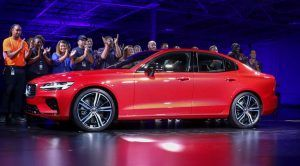 Volvo Shows Off New US Factory, S90 Sedan, Asks for Openness on Trade
