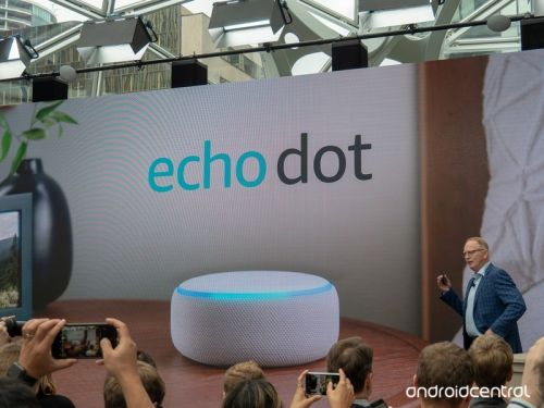 Amazon announces upgraded Echo Dot with vastly improved sound quality