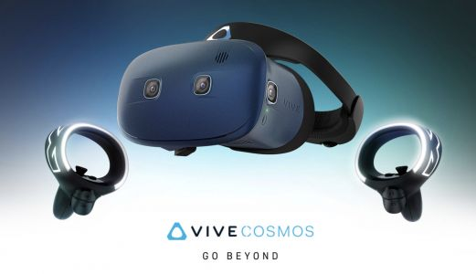 Vive Cosmos has almost double the pixels of the HTC Vive