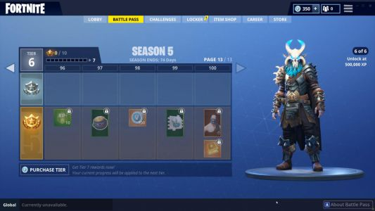 Here Are All The Leaked Skins And Cosmetics Found In Fortnite's Big Season 5 Patch