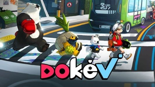 Korean MMO 'DokeV' announced for PC and consoles