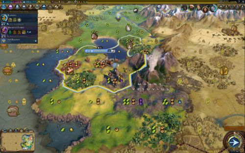 Civilization 6: Gathering Storm Review - World On Fire