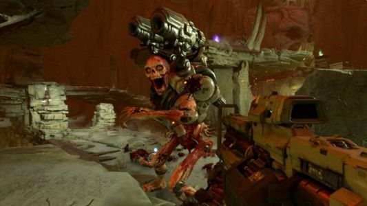 Doom On Switch Gets Anniversary Update With Better Performance
